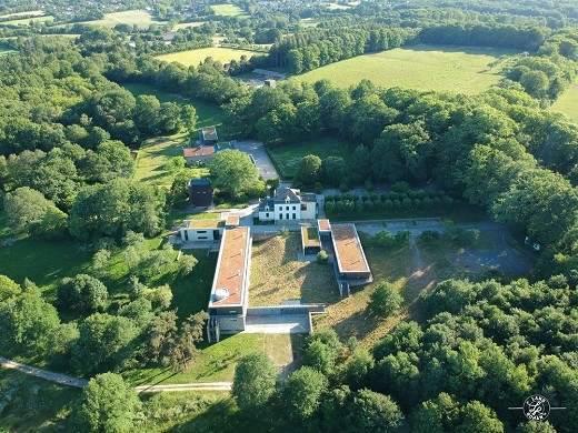 Domaine de Land Rohan - a seminar location surrounded by nature