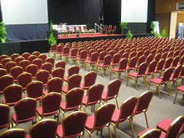 Dal Centro Congressi di Bagnoles-de-Orne - seminario di Bagnoles-de-l'Orne
