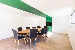 Mota Coworking Croix Blanche - Sala de reuniones