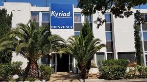 Kyriad Marseille Ouest Martigues - Facciata