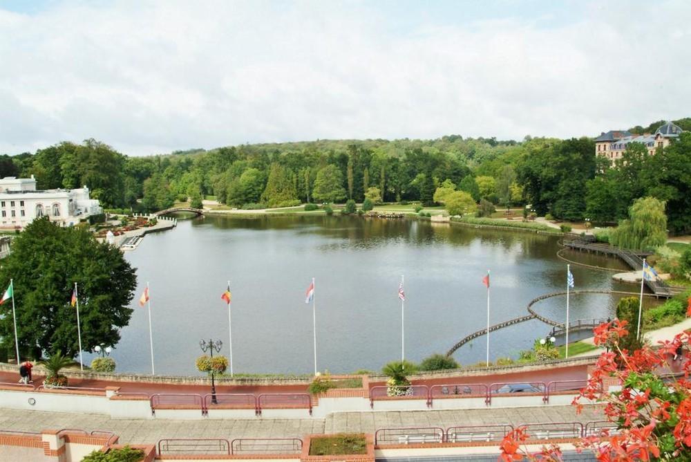 Hotel du beryl y casino de Orne - medio ambiente