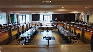 Sala Royal Gala en doble configuración U