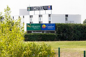 Quality and Comfort Hotel Bordeaux Sud - Exterior