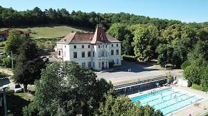 Alleret Castle - Schwimmbad