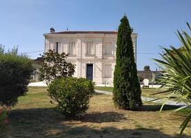 Château Haut Bourcier - Facciata