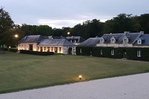 Domaine de Sainte-Claire - Luogo del seminario nell'Oise