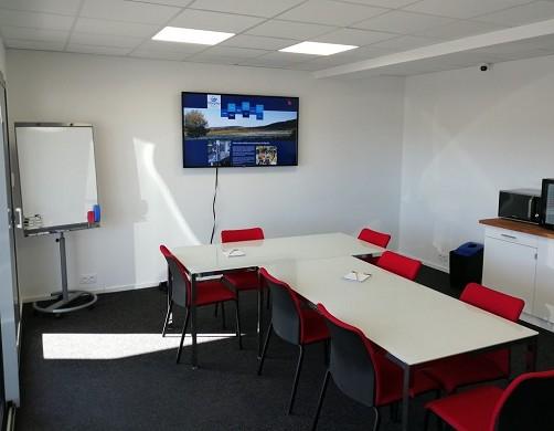 Morphoburo - meeting room