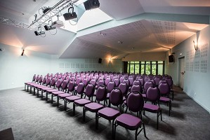 Le Crusoé - Sala de seminarios