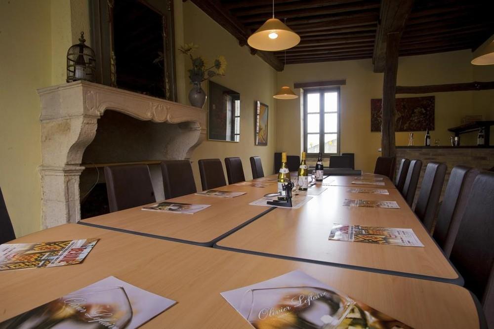 Sala riunioni - Hôtel Olivier Leflaive