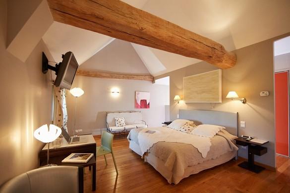 Hôtel olivier leflaive - camera superior
