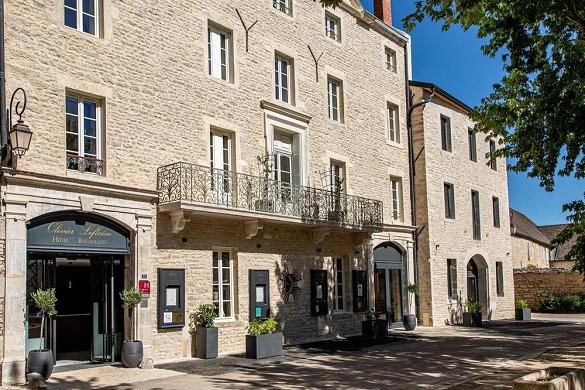 Hôtel olivier leflaive - hotel di charme
