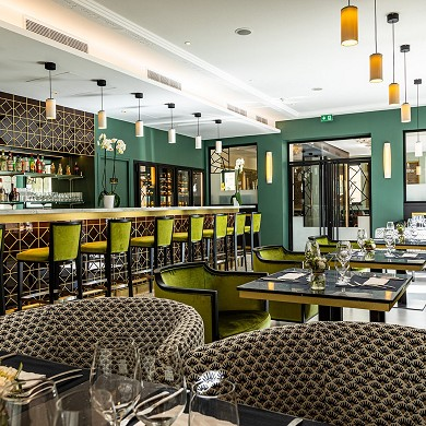 Hotel olivier leflaive - ristorante