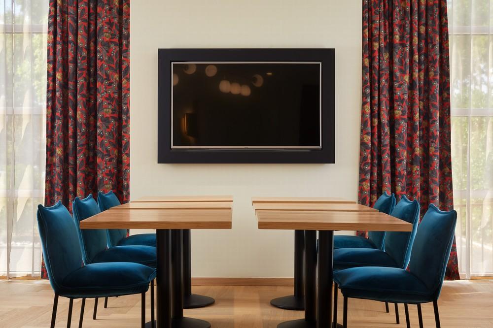 Sala riunioni - Hotel Les Nomades