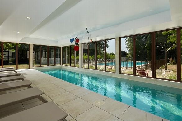 Hôtel les nomades - piscina coperta