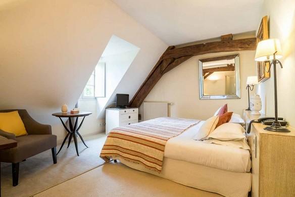 Villa louise - camera da letto