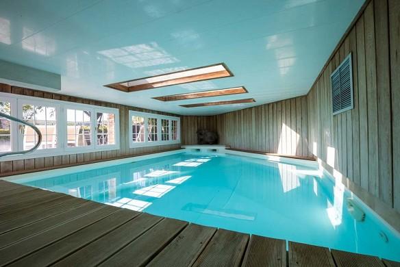 Villa louise - piscina coperta