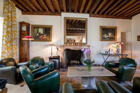 Villa louise - soggiorno