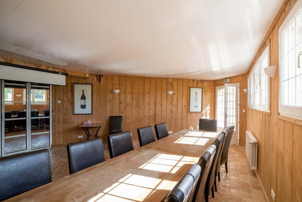 Sala riunioni - Villa Louise