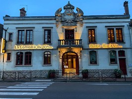 La Comédie du Vin - Event restaurant
