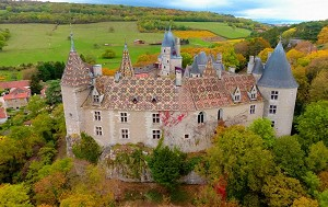 Château de La Rochepot - Castello degli eventi