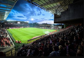 Gaston Gérard Stadium - Stadium for corporate events