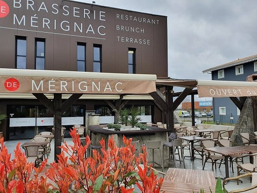 Brasserie de Mérignac - restaurant for companies