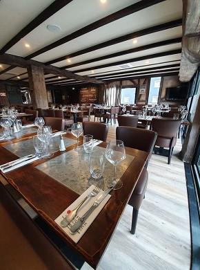 Brasserie de Mérignac - dining room