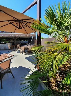 Brasserie de Mérignac - terrace