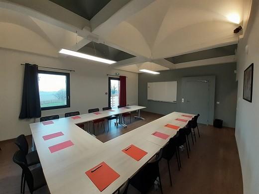 Domaine de la barbelière - meeting room