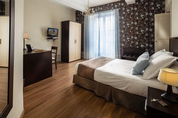 Großes Hausgut - Schlafzimmer