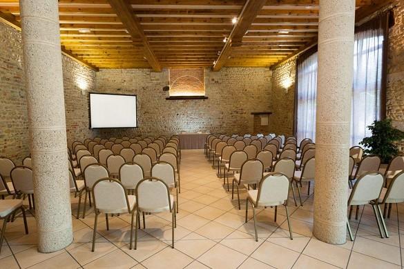 Domaine de Grand Maison - Seminarraum im Theater