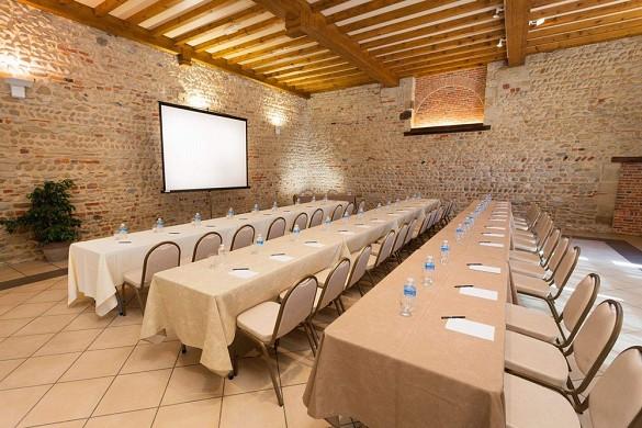 Großer Hausbereich - Klassenzimmer-Seminarraum