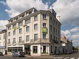 Ibis Styles Saumur Gare Center - Hotel for seminars near the station