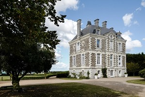 Château de l'Éperonnière - Event castle