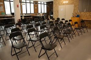 La Machinerie - Sala de reuniones