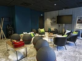 Ibis Styles Amiens Centre - Sala de reuniones