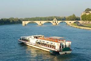 Grand Bateaux de Provence y La Saône - Seminario de Avignon