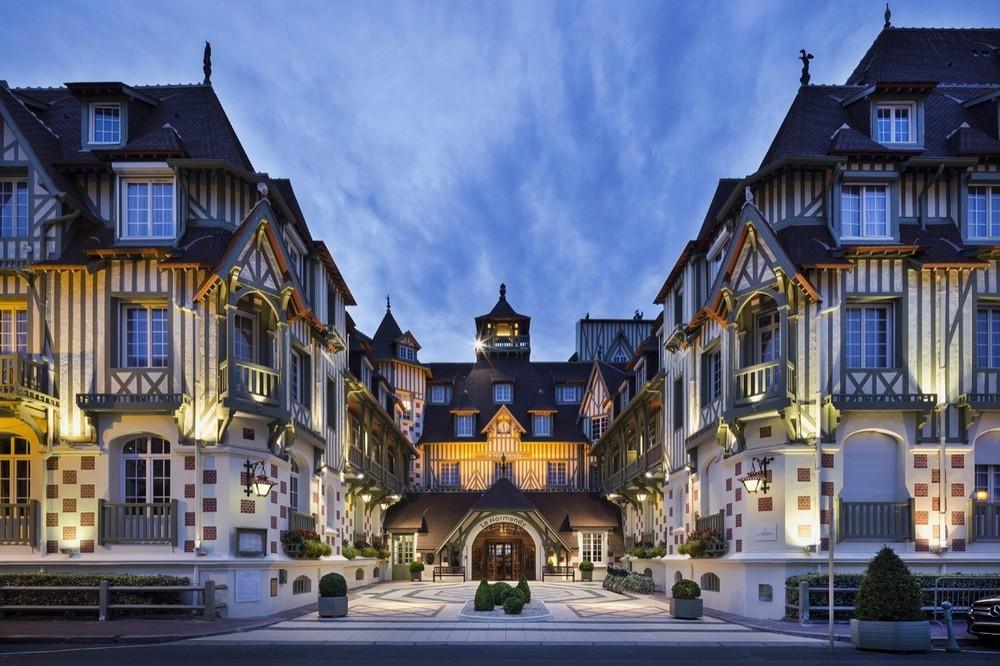 Hotel barriera le normandy - seminario hotel deauville
