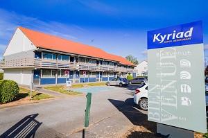 Kyriad Peronne - Sala de seminarios del hotel