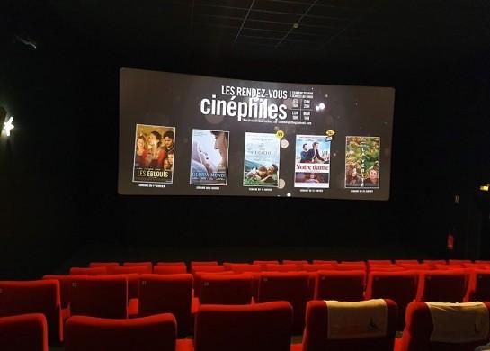 Pathé toulon liberty - Kinosaal