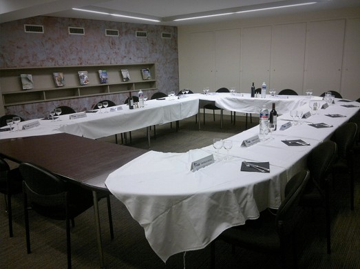 Restaurant le 31 - seminar room
