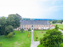 Domaine de Séry - Finca verde para seminarios
