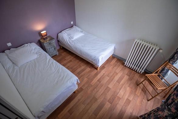 Domaine de sery - bedroom