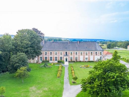 Domaine de Sery - green seminar area