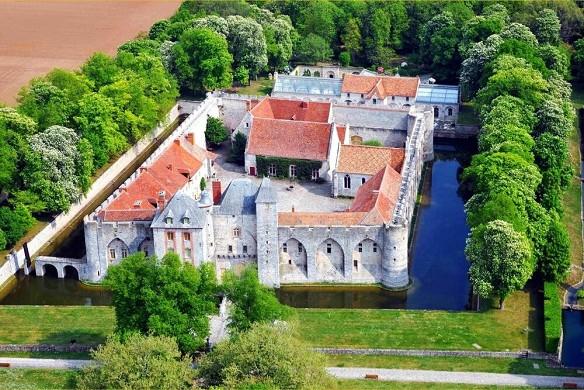Farcheville Castle - Event Castle