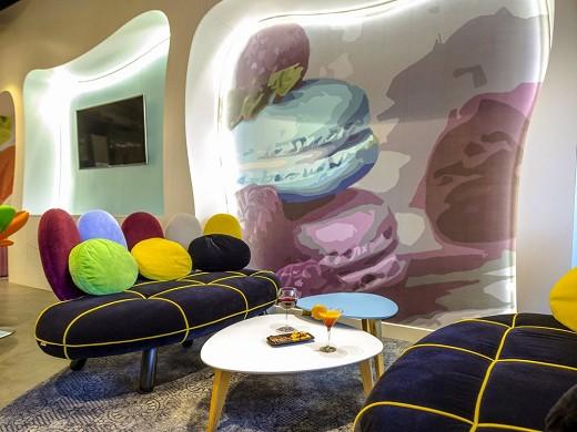 Ibis styles fréjus saint-raphaël - interior