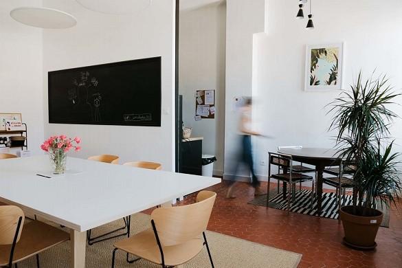 La belle place - sala riunioni