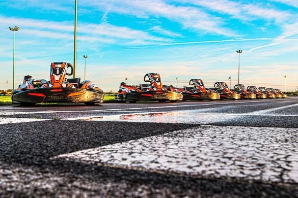Mecamax - karting