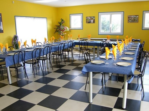 Mecamax - seminar room