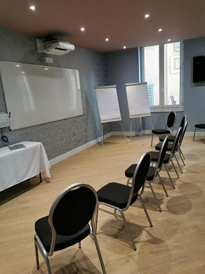 Grand hôtel dauphiné - sala de seminarios